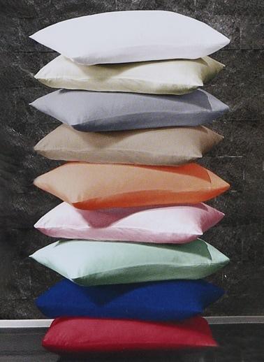 Boyner Evde Boyner Evde 50 x 70 cm 2'li Bordo Yastık Kılıfı Bordo